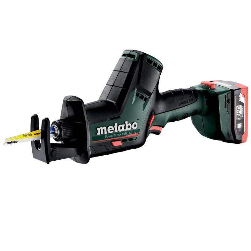 Пила Metabo PowerMaxx SSE 12 BL (602322800)