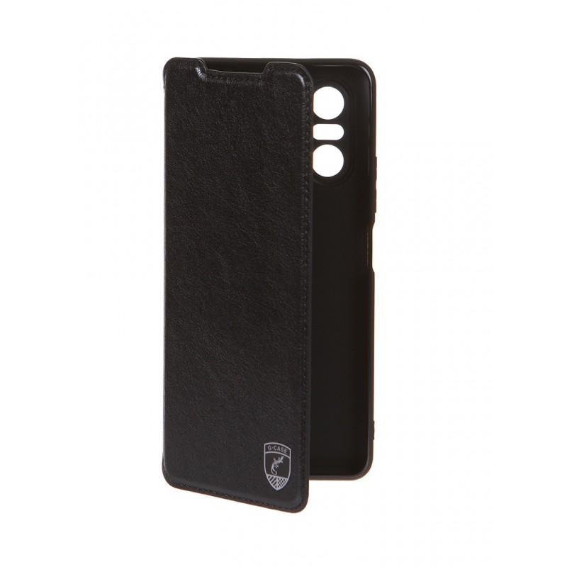Чехол G-Case для Poco F3 / Mi 11i / Redmi K40 / Redmi K40 Pro Slim Premium Black GG-1396