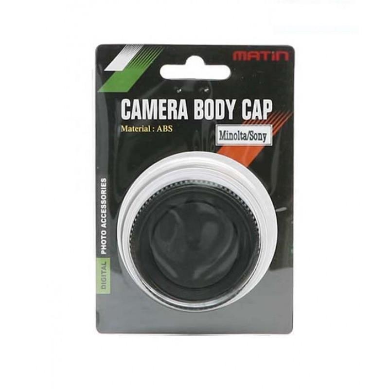 Аксессуар Заглушка на фотоаппараты Sony/Minolta Matin Body Cap M-5983