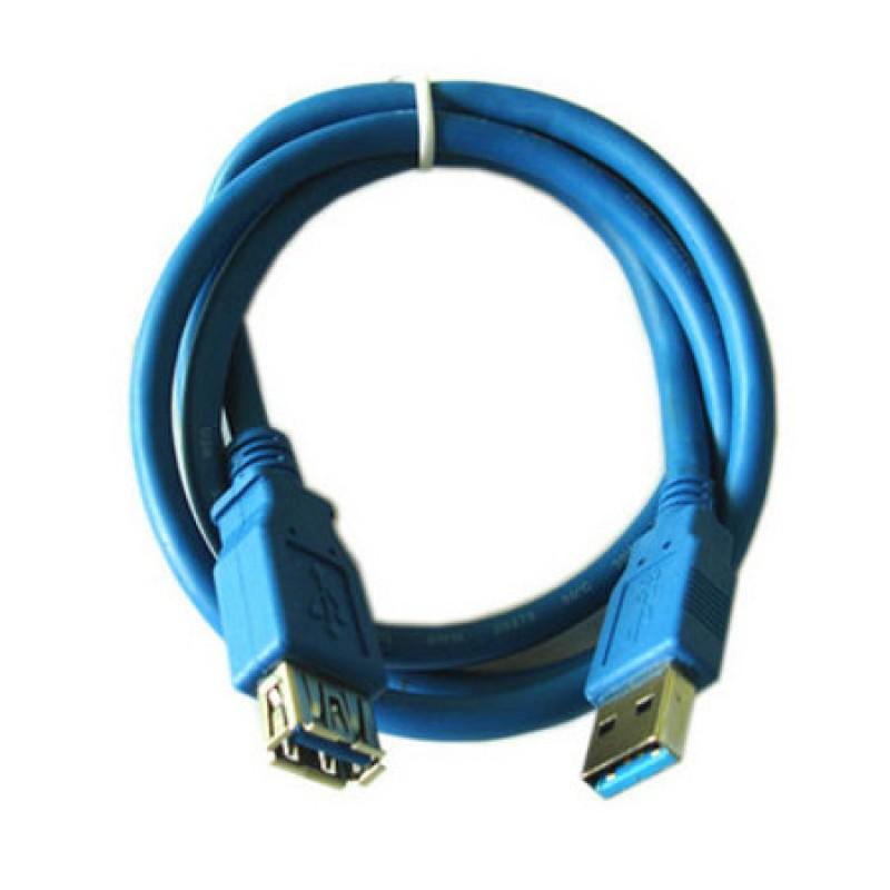 Аксессуар ATcom USB 3.0 AM-AF 1.8m АТ6148