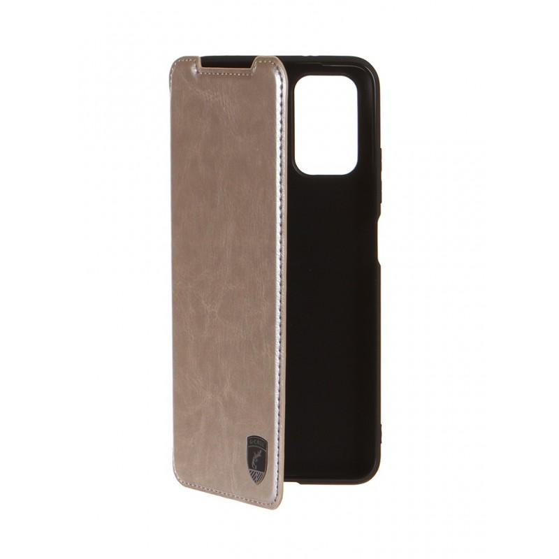 Чехол G-Case для Xiaomi Redmi Note 10 / 10S Slim Premium Champagne GG-1425