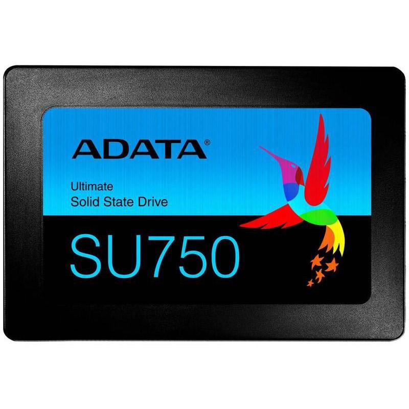 Твердотельный накопитель A-Data SU750SS 256Gb Black ASU750SS-256GT-C