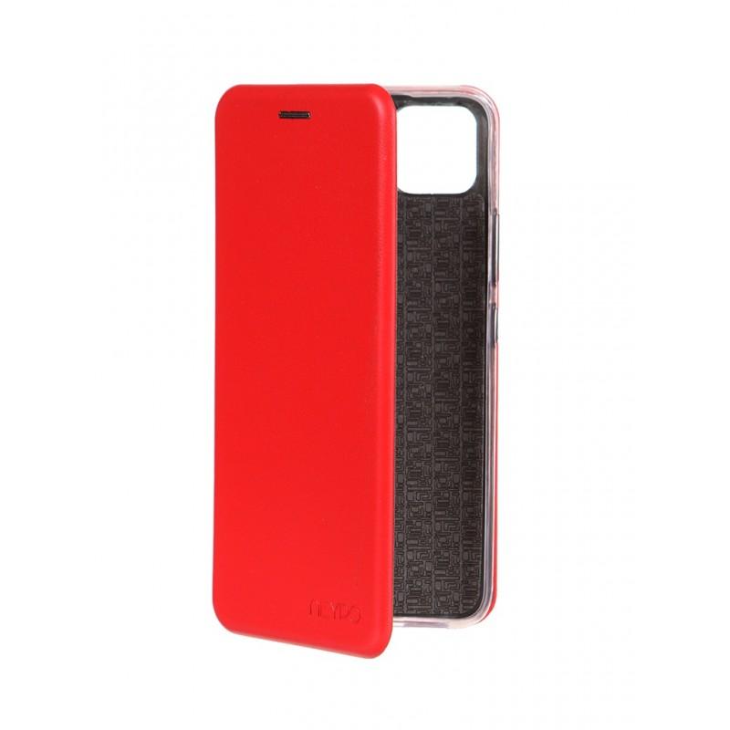 Чехол Neypo для Realme C11 Premium Red NSB21120