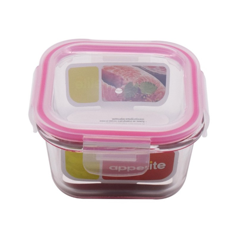 Контейнер Appetite 800ml Pink SL800SF