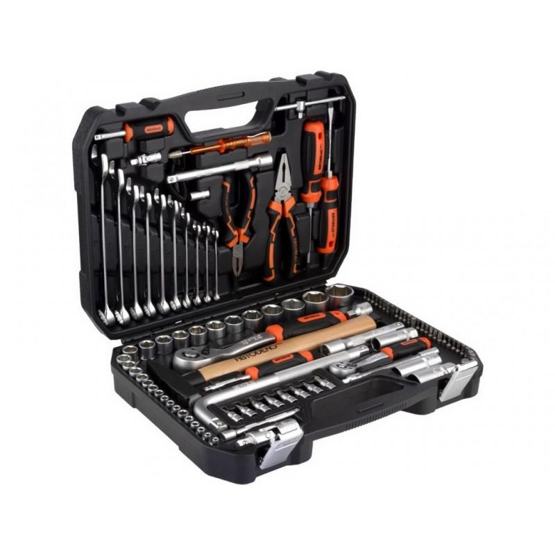 Набор инструмента АвтоDело Pro 98 предметов 39898