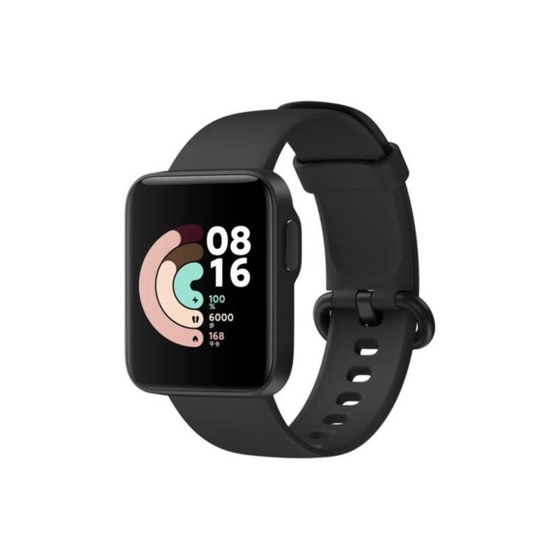 Умные часы Xiaomi Mi Watch Lite Black Выгодный набор + серт. 200Р!!!