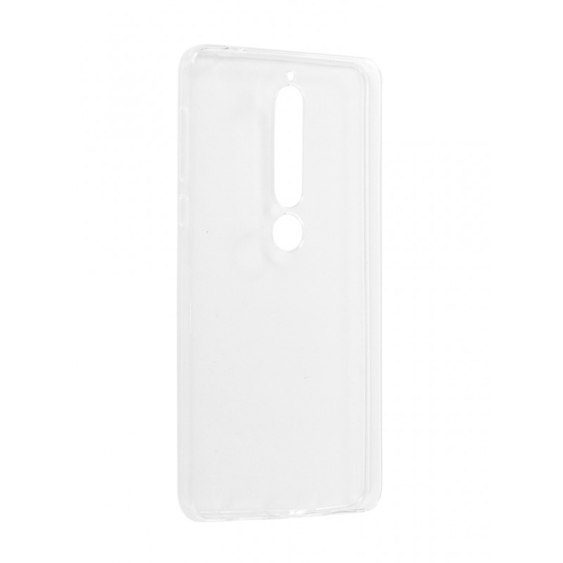 Чехол Onext для Nokia 6 2018 Silicone Transparent 70575