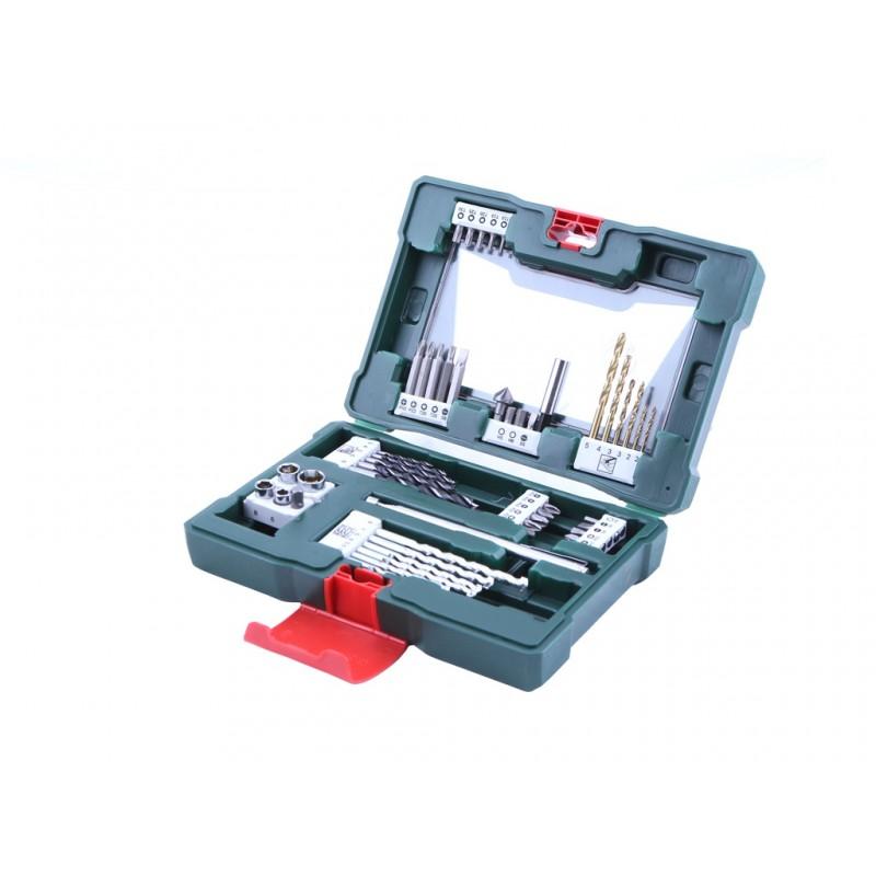 Набор сверл и бит Bosch V-Line-48 48 предметов 2607017314