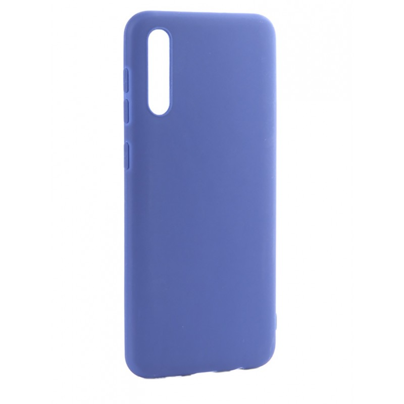 Чехол Pero для Samsung Galaxy A50 Soft Touch Blue СС01-A50BL