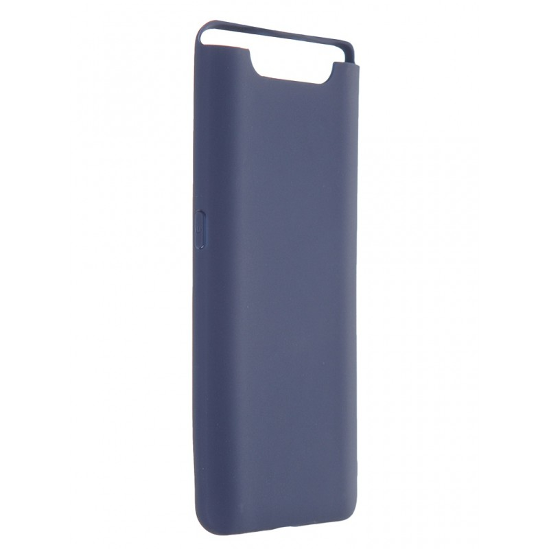 Чехол Pero для Samsung Galaxy A80 Soft Touch Blue CC01-A80BL