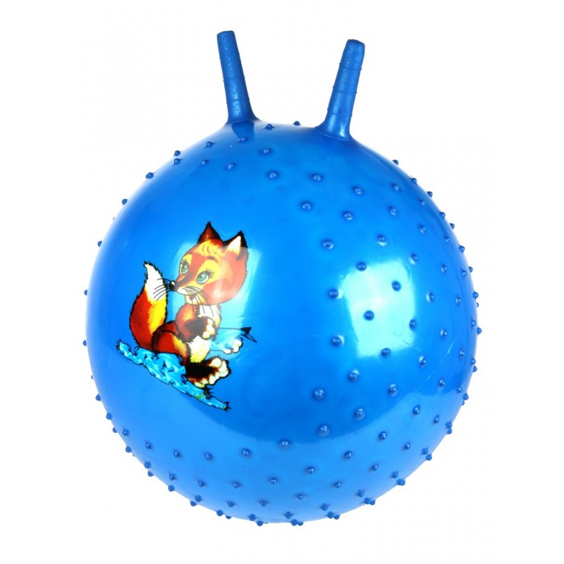 Мяч-попрыгун Veld-Co Blue 114612 45cm