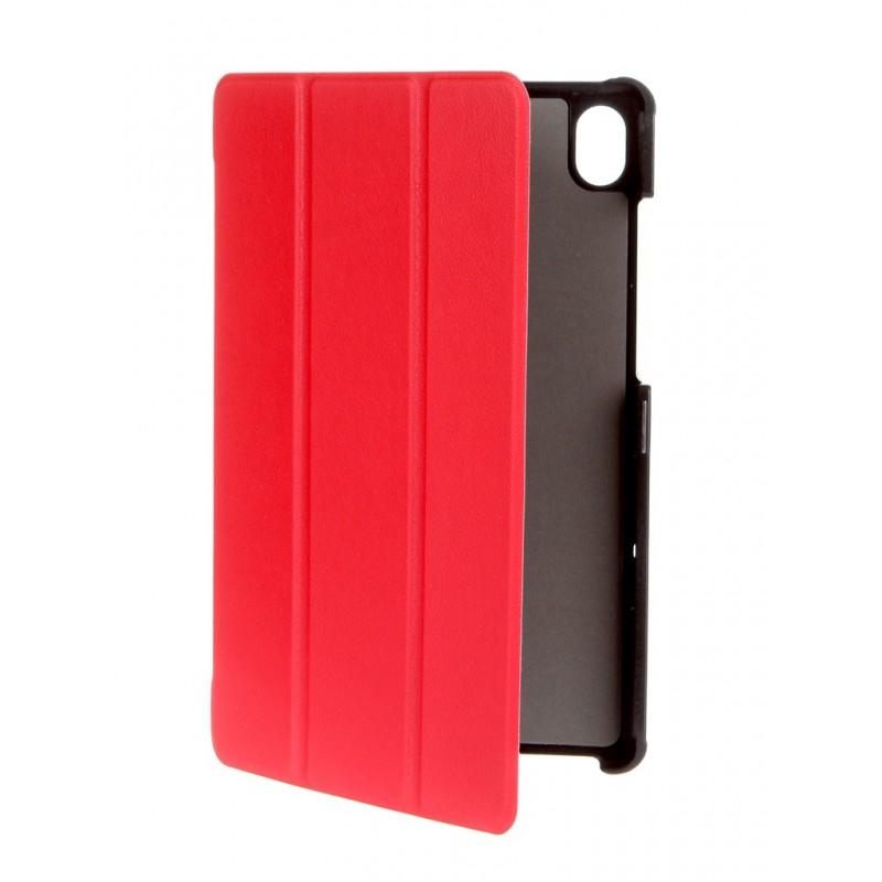 Чехол Red Line для Lenovo Tab M8 FHD / M8 HD Red УТ000022985