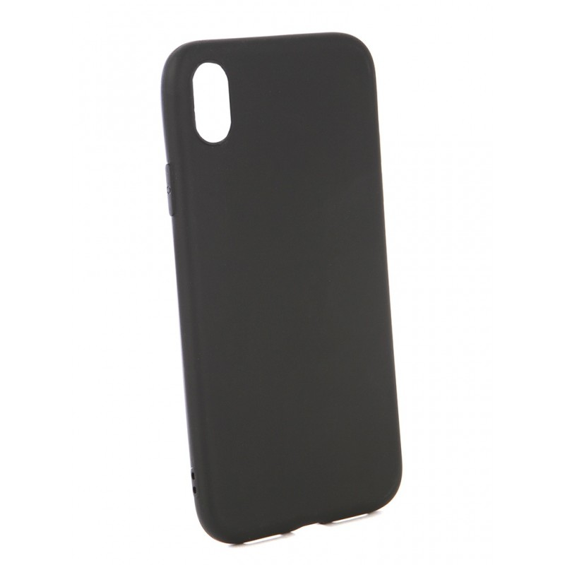Чехол Neypo для APPLE iPhone XR Soft Matte Black NST4986