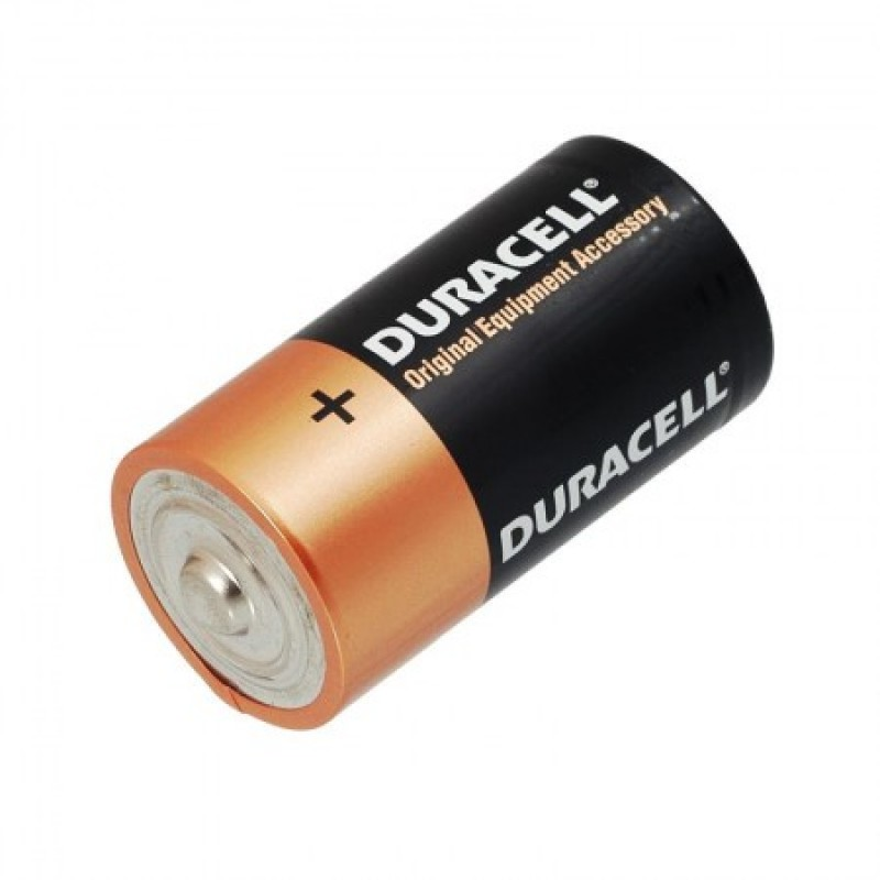 Батарейка C - Duracell Alkaline LR14-MN1400 (2 штуки)