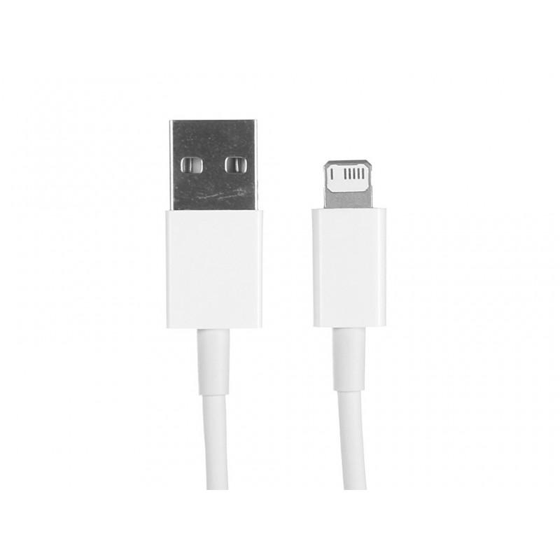 Аксессуар Baseus Superior Series Fast Charging Data Cable USB - Lightning 2.4A 1.5m White CALYS-B02