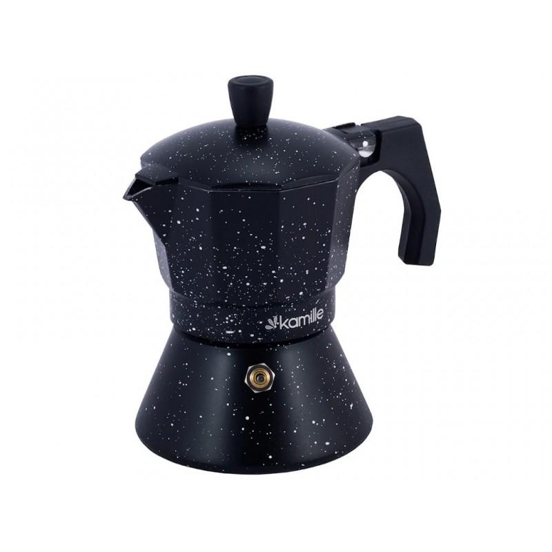 Кофеварка Kamille 3 порции 2511MR
