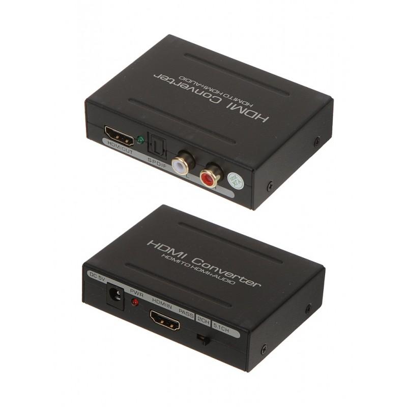 Аксессуар Palmexx HDMI - HDMI + Audio PX/AY60