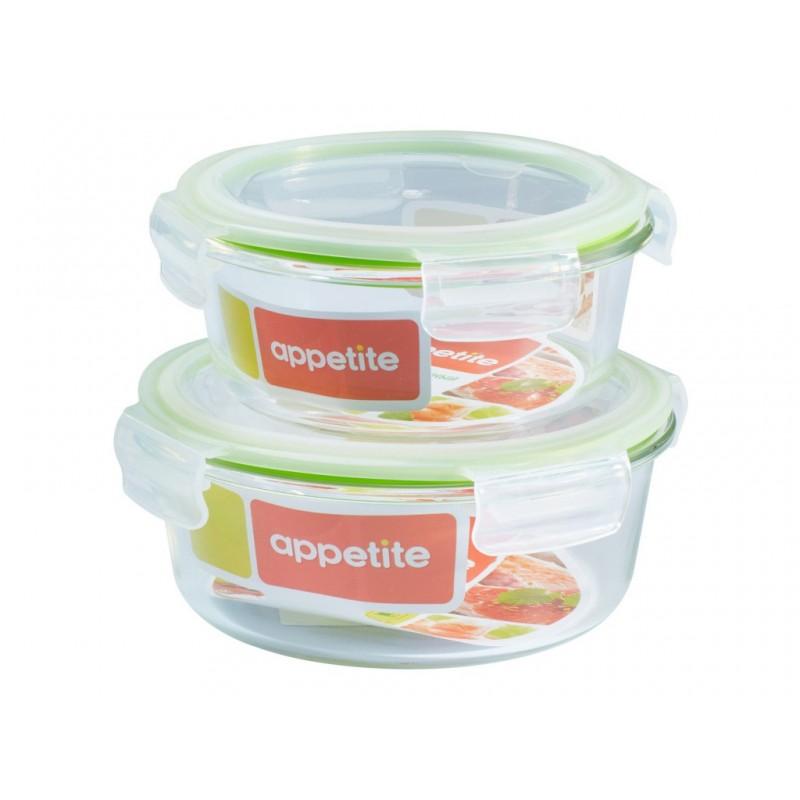 Набор контейнеров Appetite Green SLCG