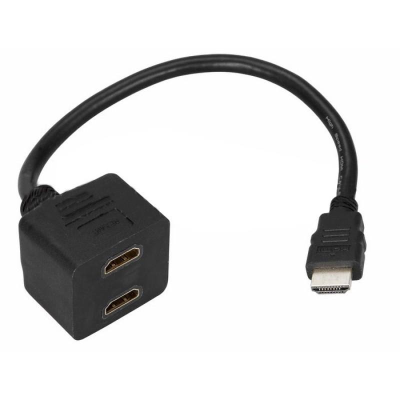 Сплиттер Rexant HDMI - 2xHDMI 17-6832