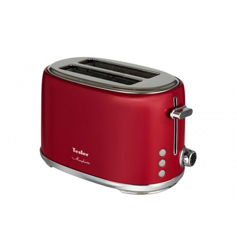 Тостер Tesler TT-255 Red