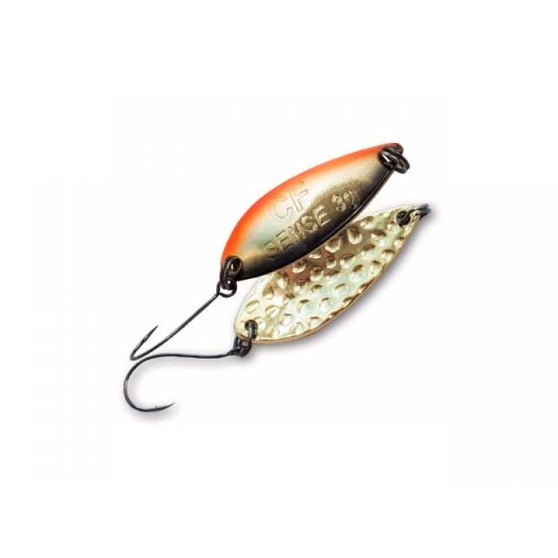 Блесна Crazy Fish Sense 3g #13-BGO