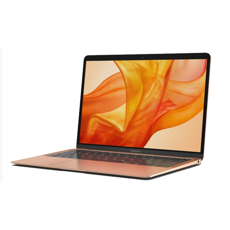 Ноутбук APPLE MacBook Air 13 (2020) Gold MGND3RU/A (Apple M1/8192Mb/256Gb SSD/Wi-Fi/Bluetooth/Cam/13.3/2560x1600/Mac OS)