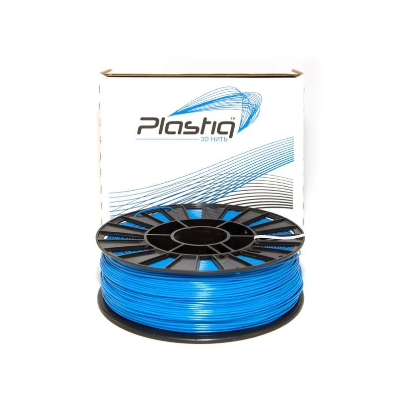Аксессуар Plastiq PLA-пластик 1.75mm 900гр Light Blue
