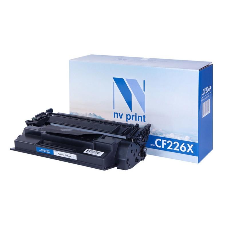 Картридж NV Print HP CF226X для LaserJet Pro M402d/M402dn/M402dne/M402dw/M402n/M426dw/M426fdn/M426fdw
