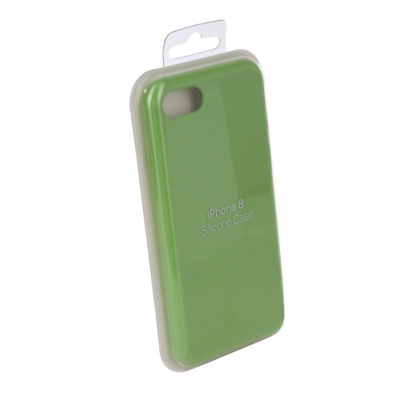 Чехол Innovation для APPLE iPhone 7 / 8 Silicone Green 10286