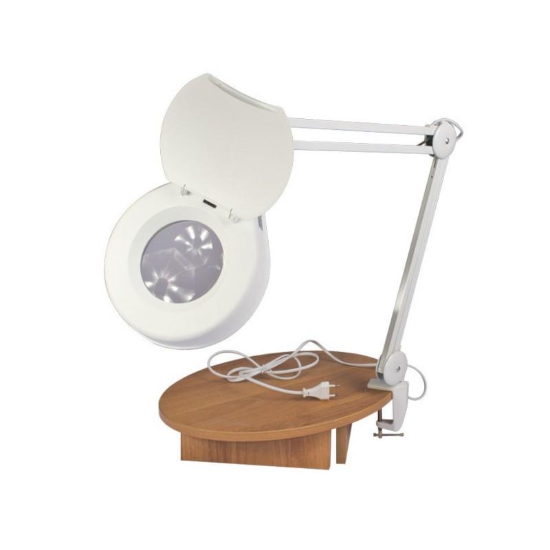 Лупа лампа с подсветкой Zhengte 8608L х3 d-120 mm