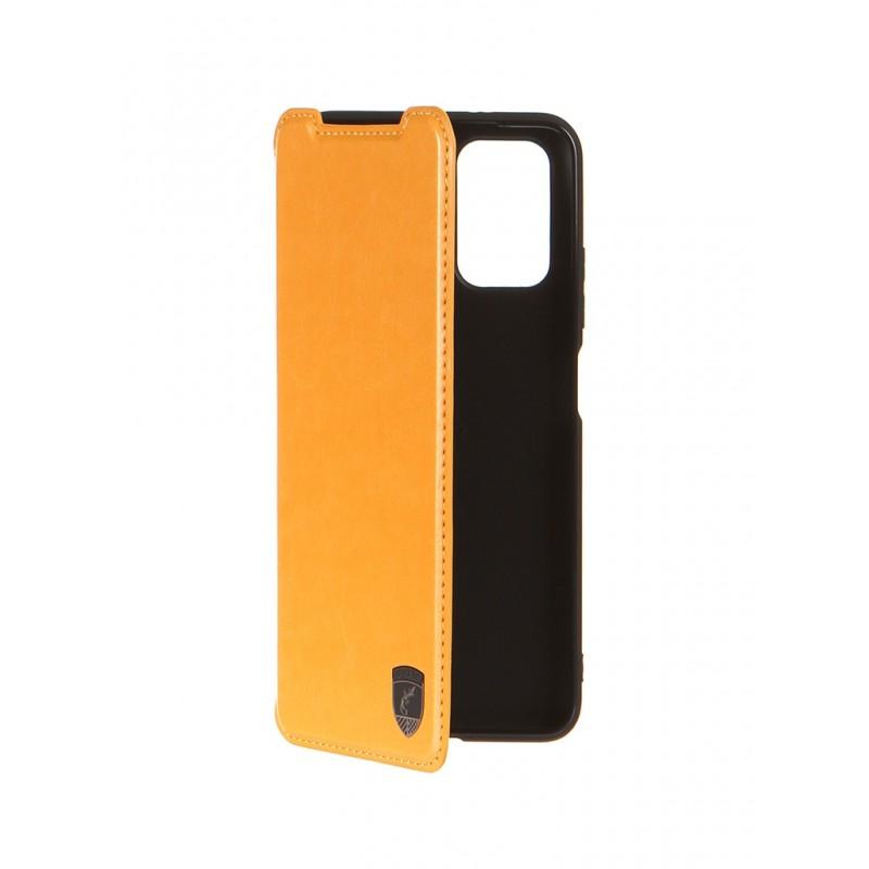 Чехол G-Case для Xiaomi Redmi Note 10 / 10S Slim Premium Mustard GG-1424