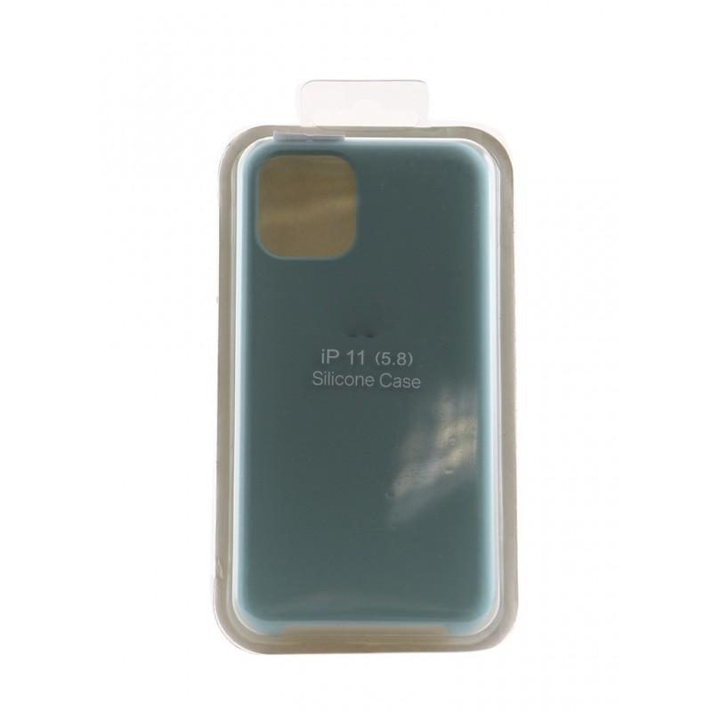 Чехол Innovation для APPLE iPhone 11 Pro Silicone Turquoise 16469