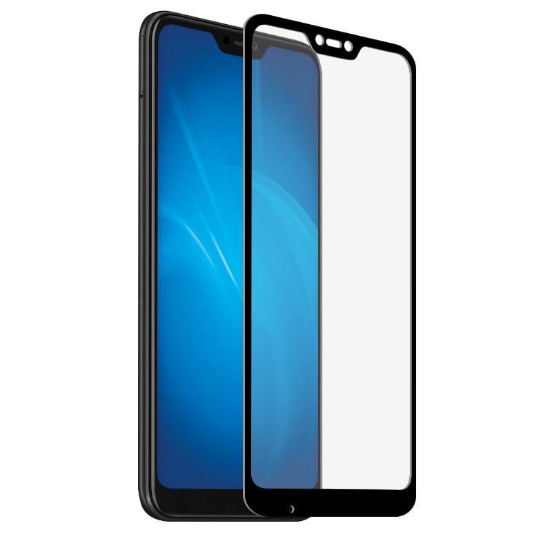 Защитное стекло Zibelino для Xiaomi Mi A2 Lite / Redmi 6 Pro TG Full Screen Black ZTG-FS-XMI-RDM-6PR-BLK