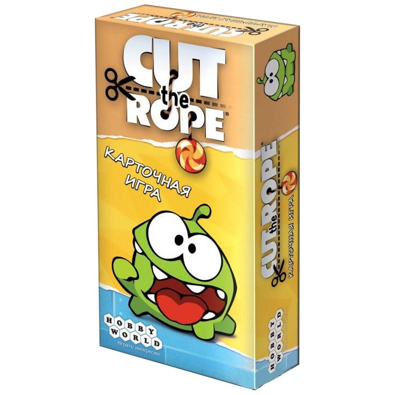 Настольная игра Hobby World Cut the Rope 1675