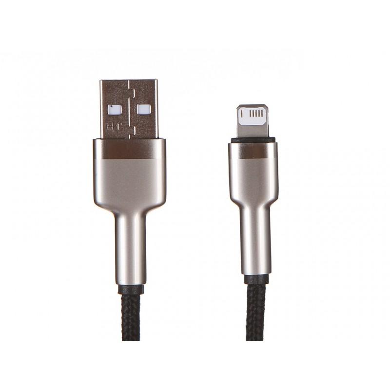 Аксессуар Baseus Cafule Series USB - Lightning 2.4A 1m Black CALJK-A01