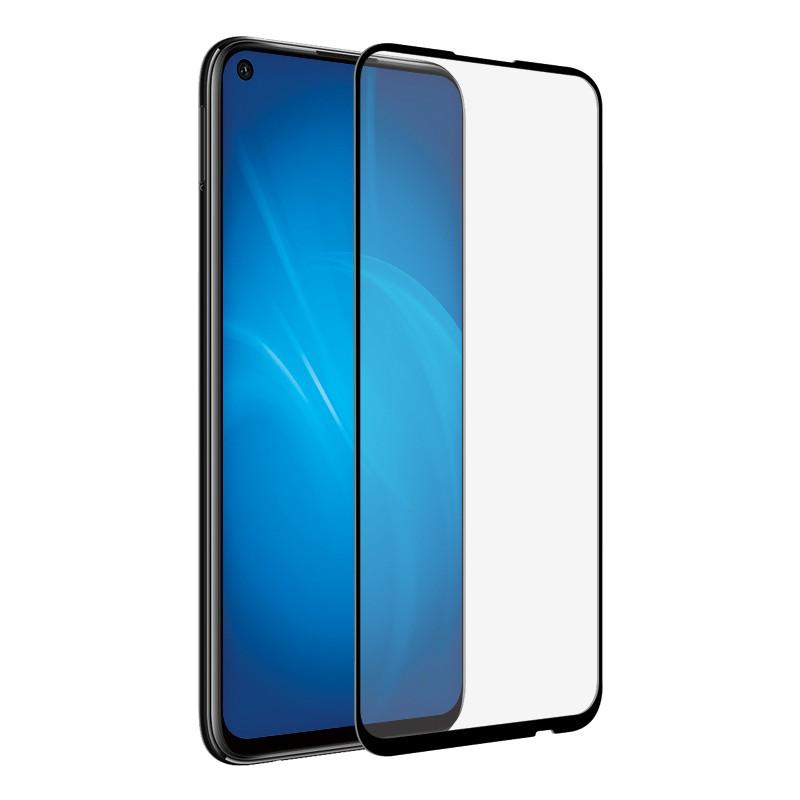 Защитное стекло Ainy для Huawei 30S Full Screen Cover 0.25mm Black AF-HB1828A