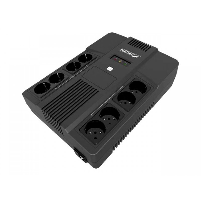 Источник бесперебойного питания PowerMan Brick 1000 6117369