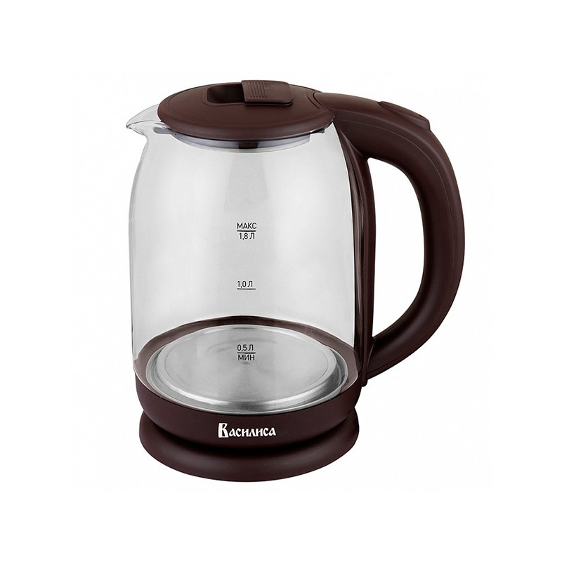 Чайник Василиса ВА-1035 1.8L Brown