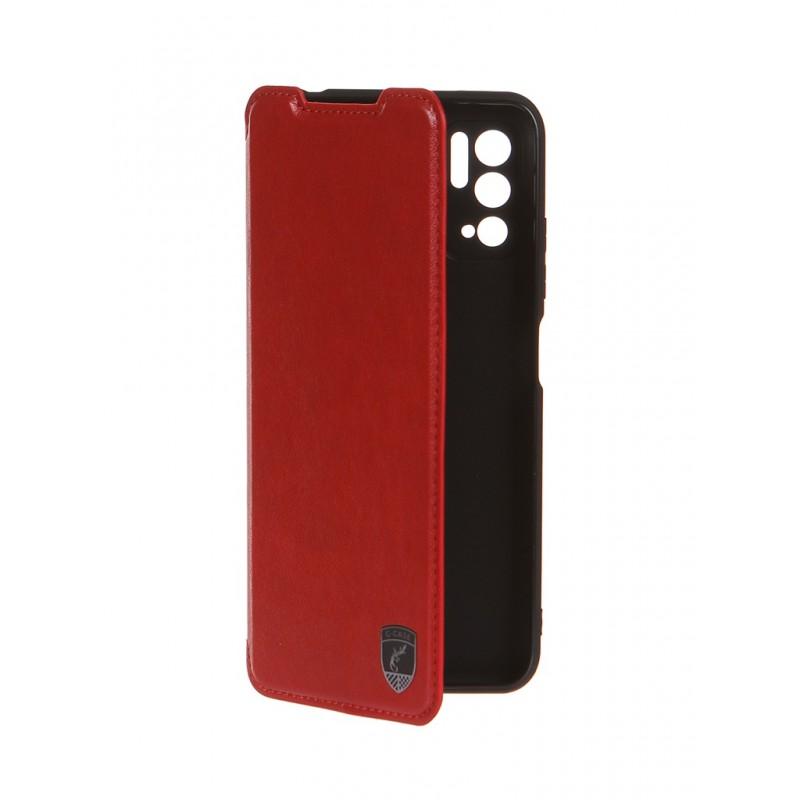 Чехол G-Case для Xiaomi Redmi Note 10T / Poco M3 Pro Slim Premium Red GG-1493