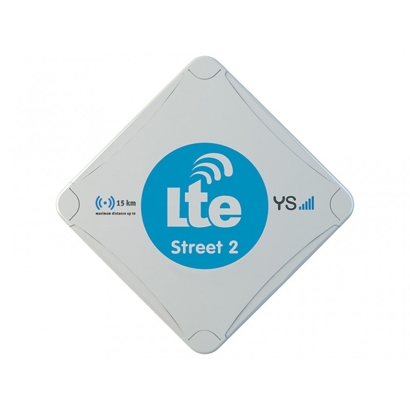 Усилитель интернет сигнала 3G/4G YS System Street II