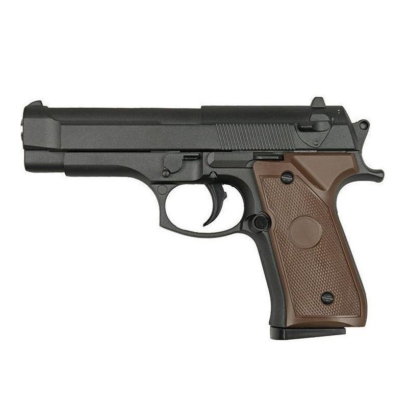 Страйкбольный пистолет Galaxy G.22 Beretta 92