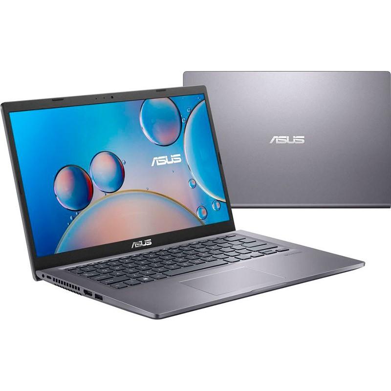 Ноутбук ASUS M415DA-EB750T 90NB0T32-M10120 (AMD Ryzen 3 3250U 2.6 GHz/4096Mb/128Gb SSD/AMD Radeon Graphics/Wi-Fi/Bluetooth/Cam/14.0/1920x1080/Windows 10 Home 64-bit)