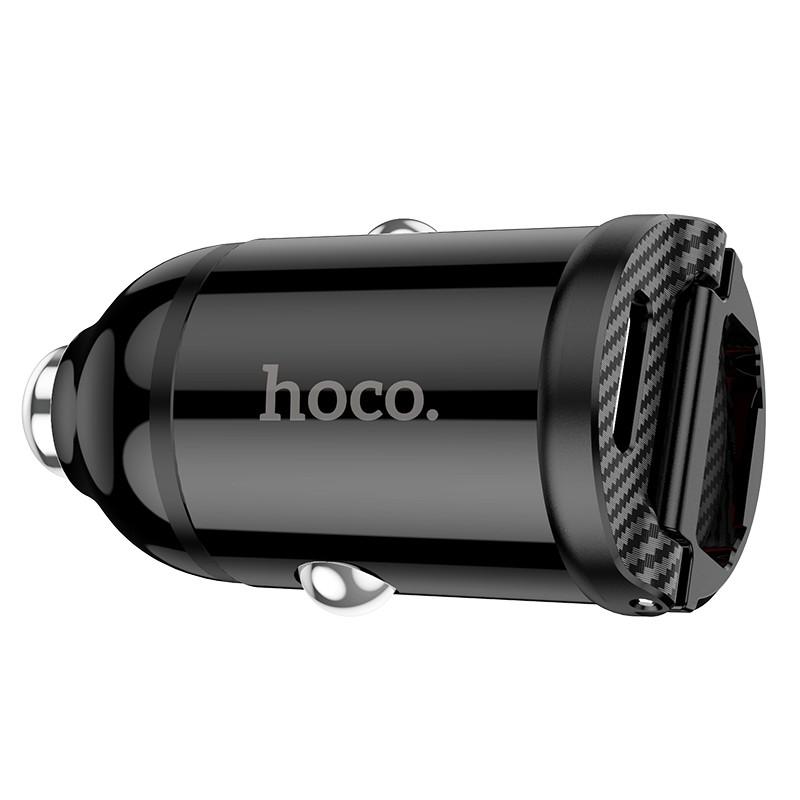 Зарядное устройство Hoco NZ2 Link 2xUSB Black