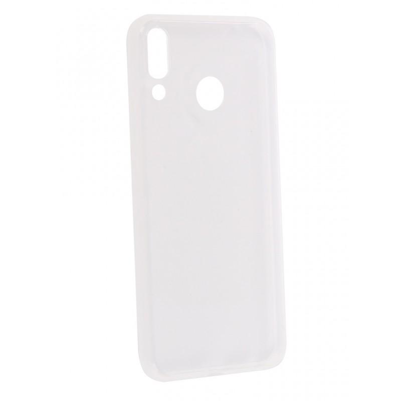 Чехол Brosco для ASUS ZenFone 5 Z ZS620KL Silicone Transparent AS-ZF5Z-TPU-TRANSPARENT