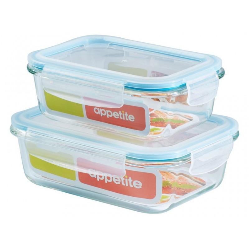 Набор контейнеров Appetite Blue SLRB