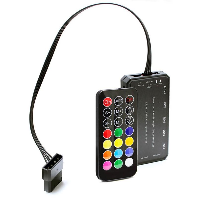 Контроллер Ginzzu RGB CRC10