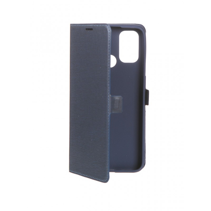 Чехол Krutoff для Oppo A53 Eco Book Blue 10562