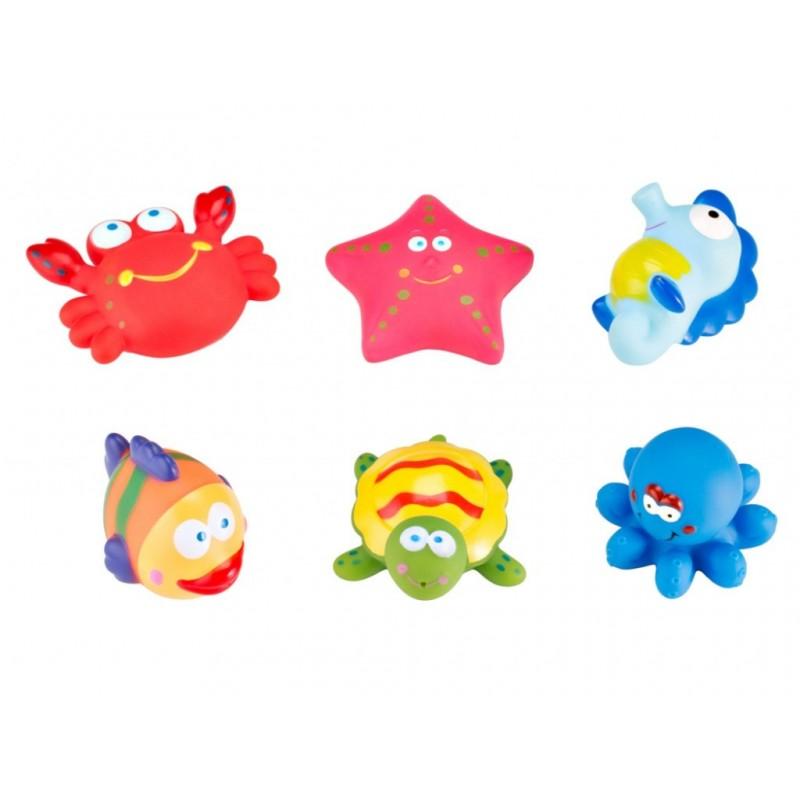 Набор игрушек Roxy-Kids Морские обитатели RRT-811-2