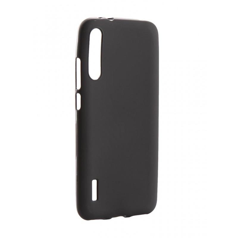 Чехол Svekla для Xiaomi Mi A3/CC9e Silicone Black SV-XIMIA3-MBL