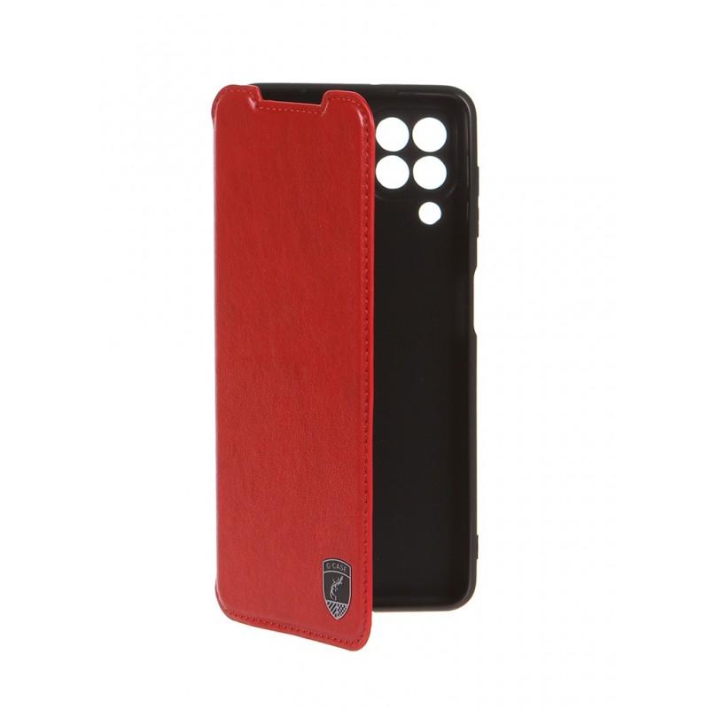 Чехол G-Case для Samsung Galaxy A22 SM-A225F Slim Premium Red GG-1489